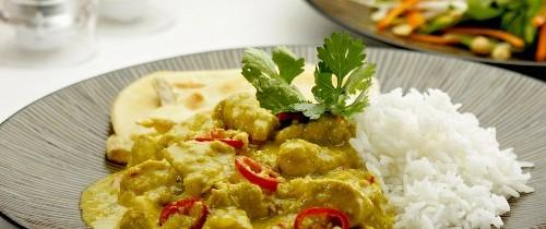 Il pollo al curry che piace ad Anto