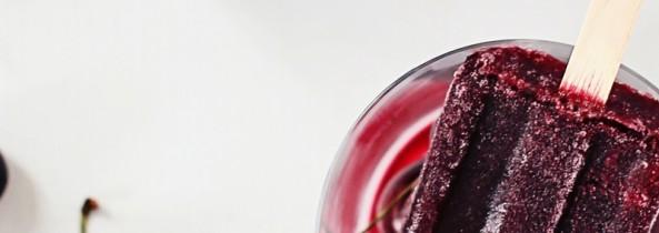 """""""Cherry-merlot winesicles"""", ovvero… ghiaccioli di ciliegie e Primolupo"""