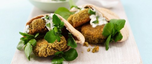 Avvolgenti ritorni con falafel…