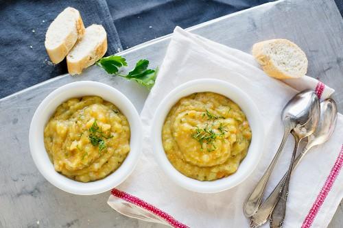 Racconti d'estate e la fresca minestra dell'orto