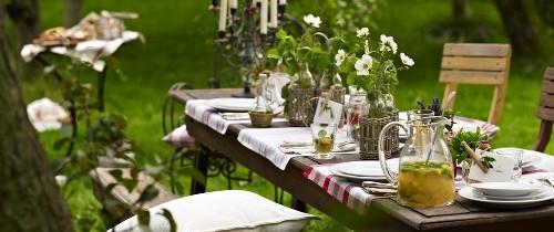 La festa di mezza estate e qualche ricetta dal gusto nordico